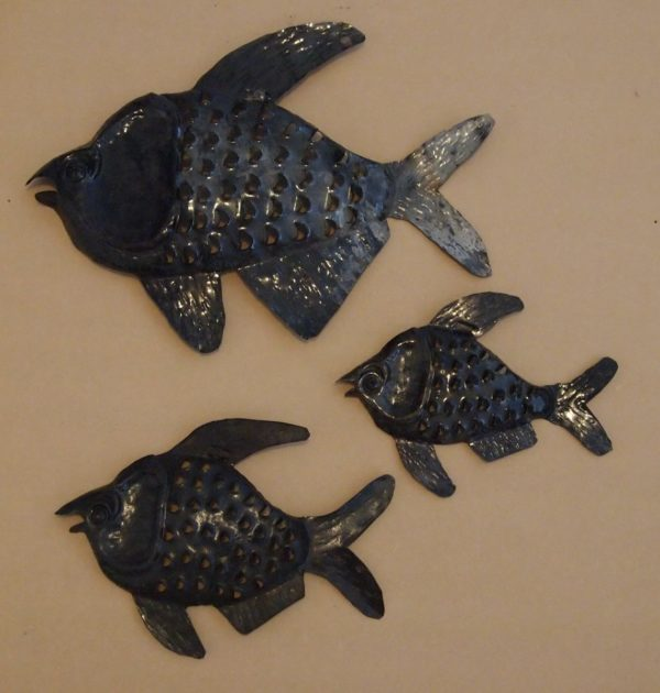 Metal Fish wall ornaments